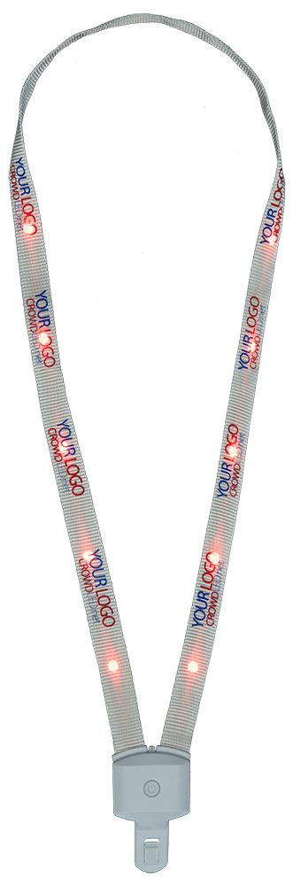 crowdled lanyard