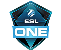 Esl one logo, crowdled